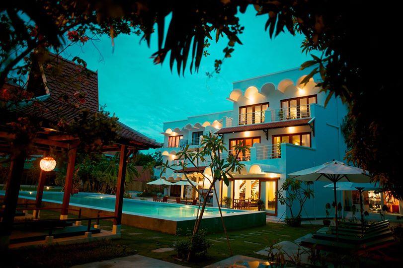カンボジアで日本人経営の素敵なホテル