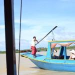 カンボジア シェムリアップの水上生活
