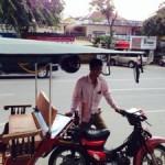 カンボジアのドライバー状況