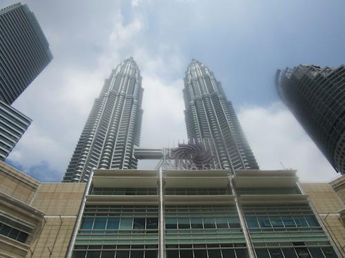 マレーシア・クアラルンプールのゴルフ市場視察